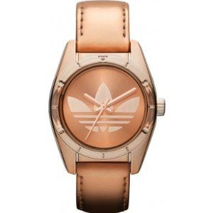 c09e0ad509c Adidas Originals - Mini Santiago Rose Gold Strap Watch