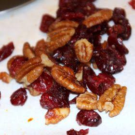 Menu Musings of a Modern American Mom: Cranberry Cherry Chicken Wrap