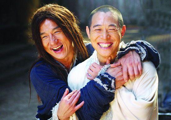Jet Li Jackie Chan