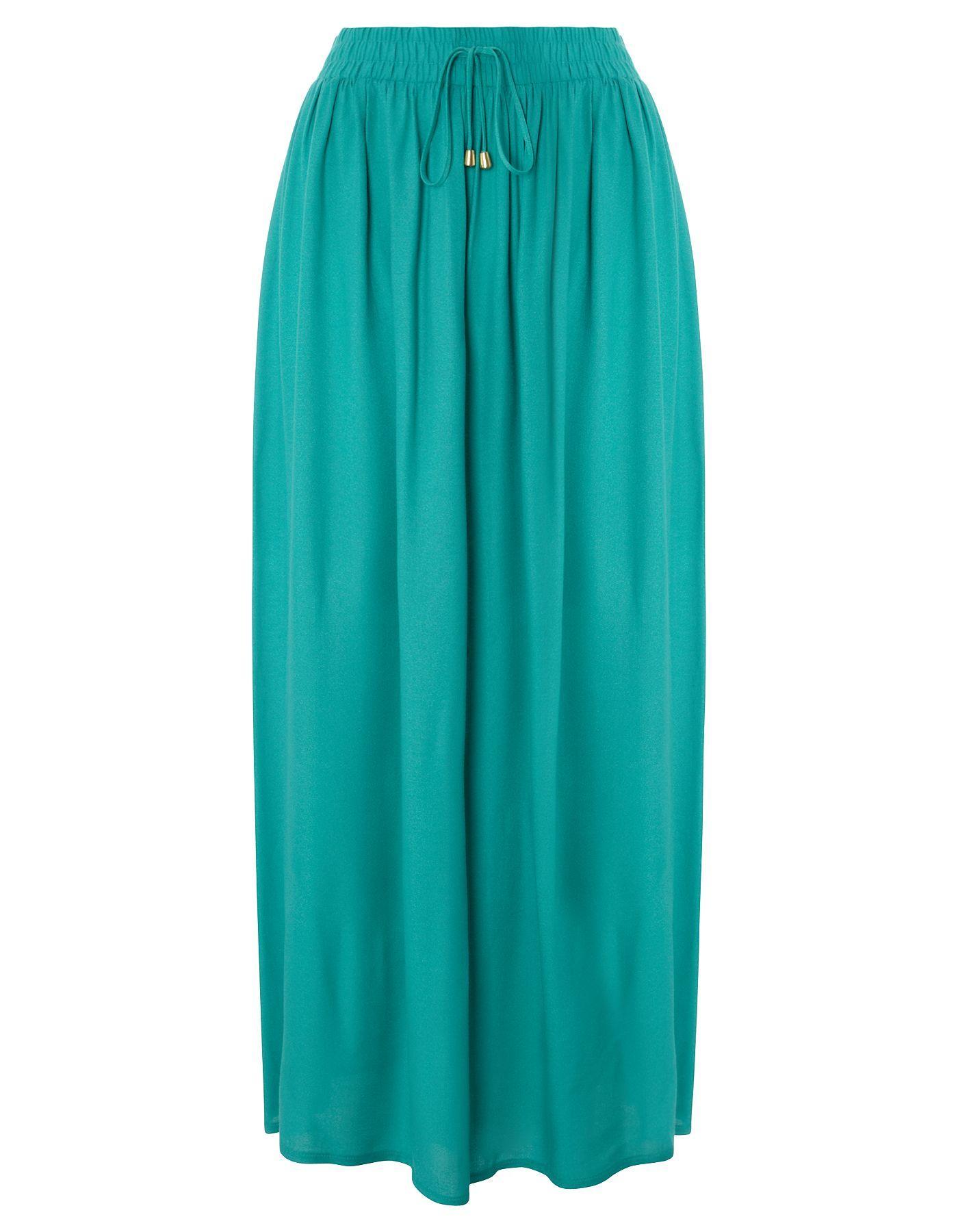 52505e3b7315f Jersey Maxi Skirt | Women | George at ASDA | My Summer Getaway ...