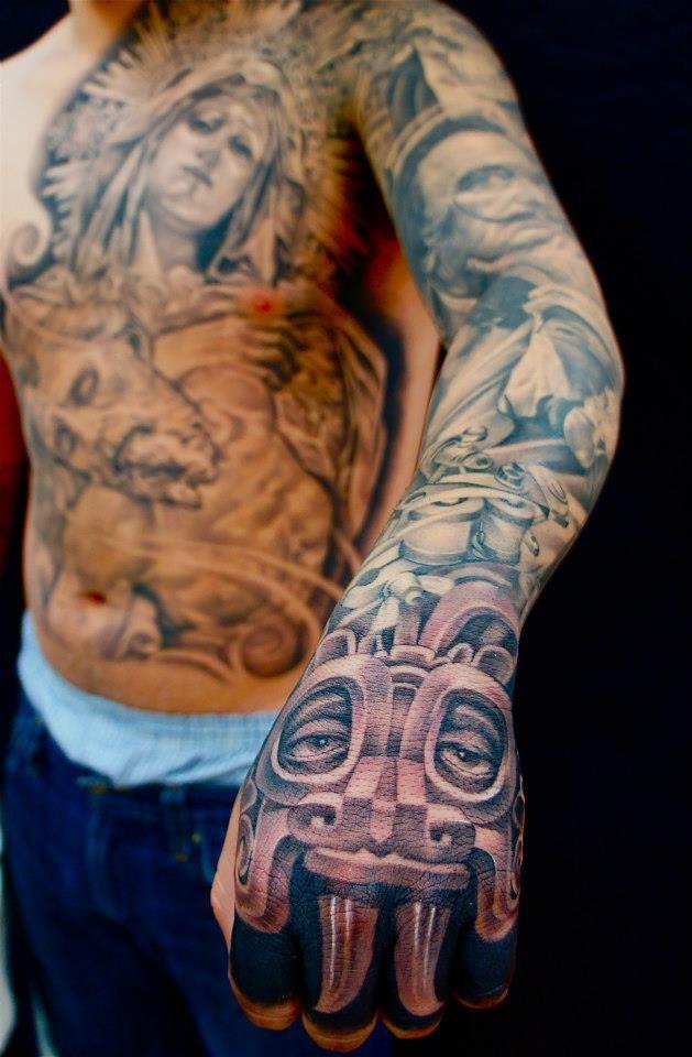 Tattoo Aztec Tattoo Tattoo Pattern Tattoos