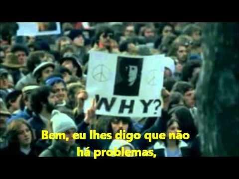 John Lennon -Watching The Wheels (Legendado) - YouTube