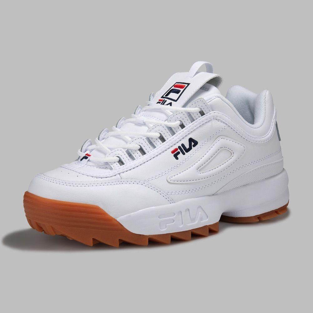 Tenis Fila Disruptor 2 Premium Hombre | Zapatos fila ...