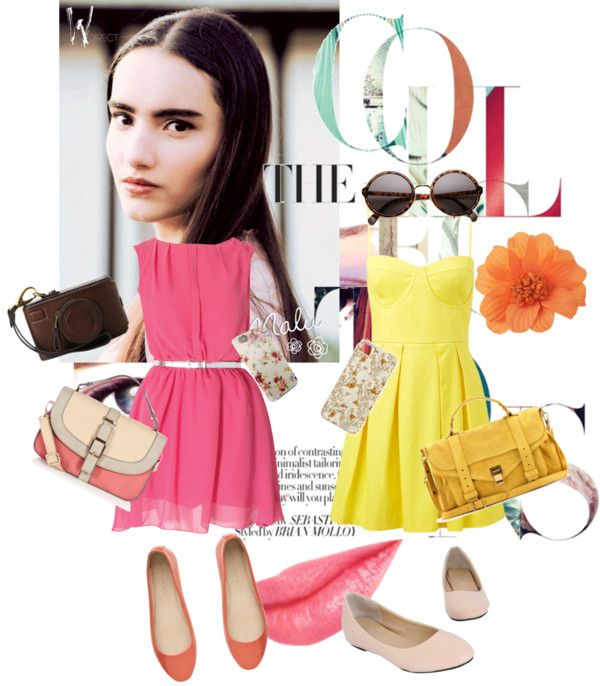 """""""color!!"""" by agnesss1020 ❤ liked on Polyvore"""