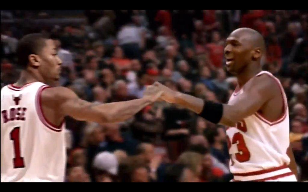 D rose and mj basketball pinterest rose chicago bulls and d rose and mj voltagebd Images
