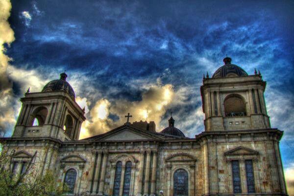 Catedral - La Paz