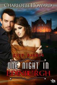 Cover Love: One Night in Edinburgh Charlotte Howard @Shy_Tiger #RLFblog #erotic   Romance Lives Forever