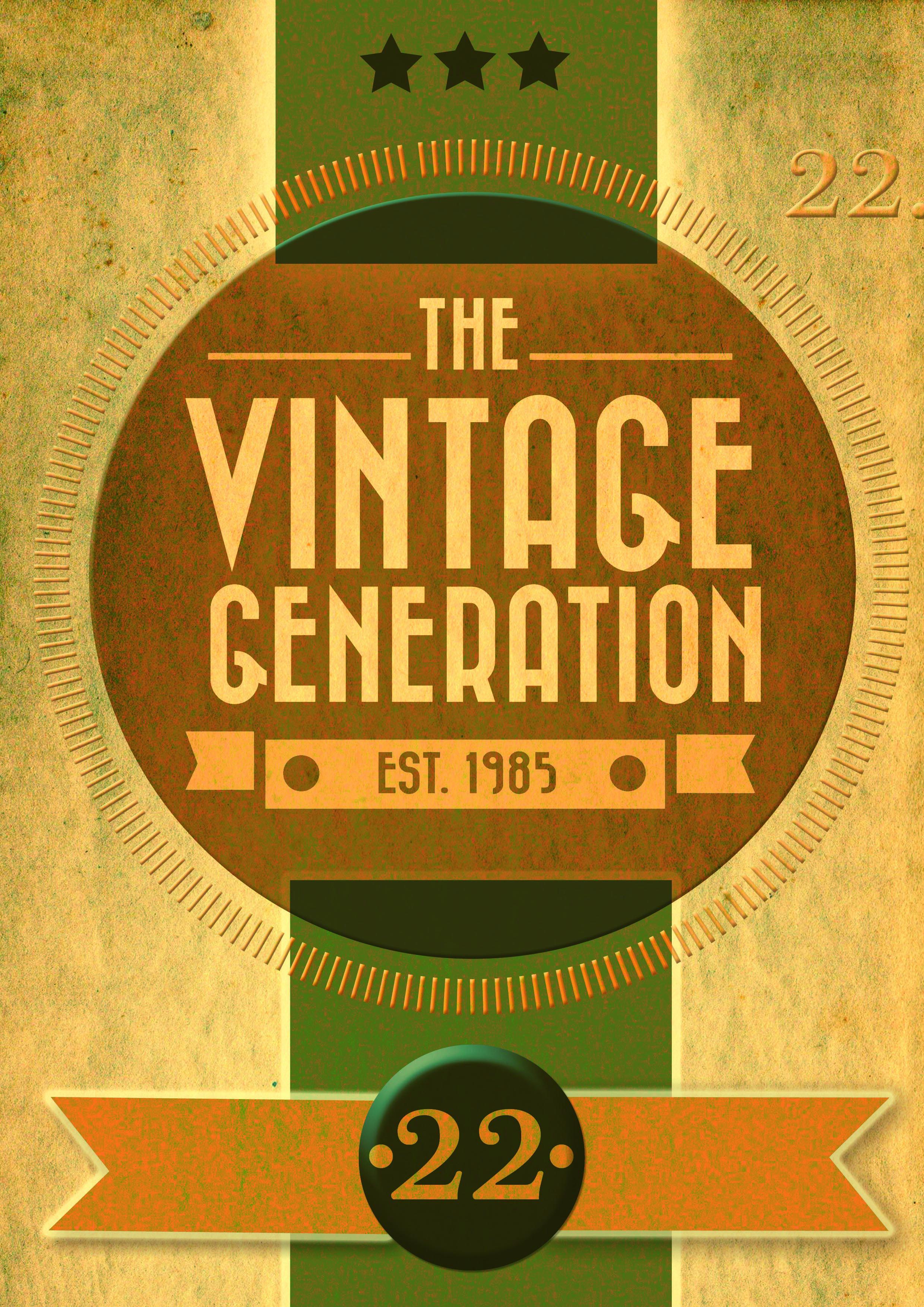 Vintage Generation Design