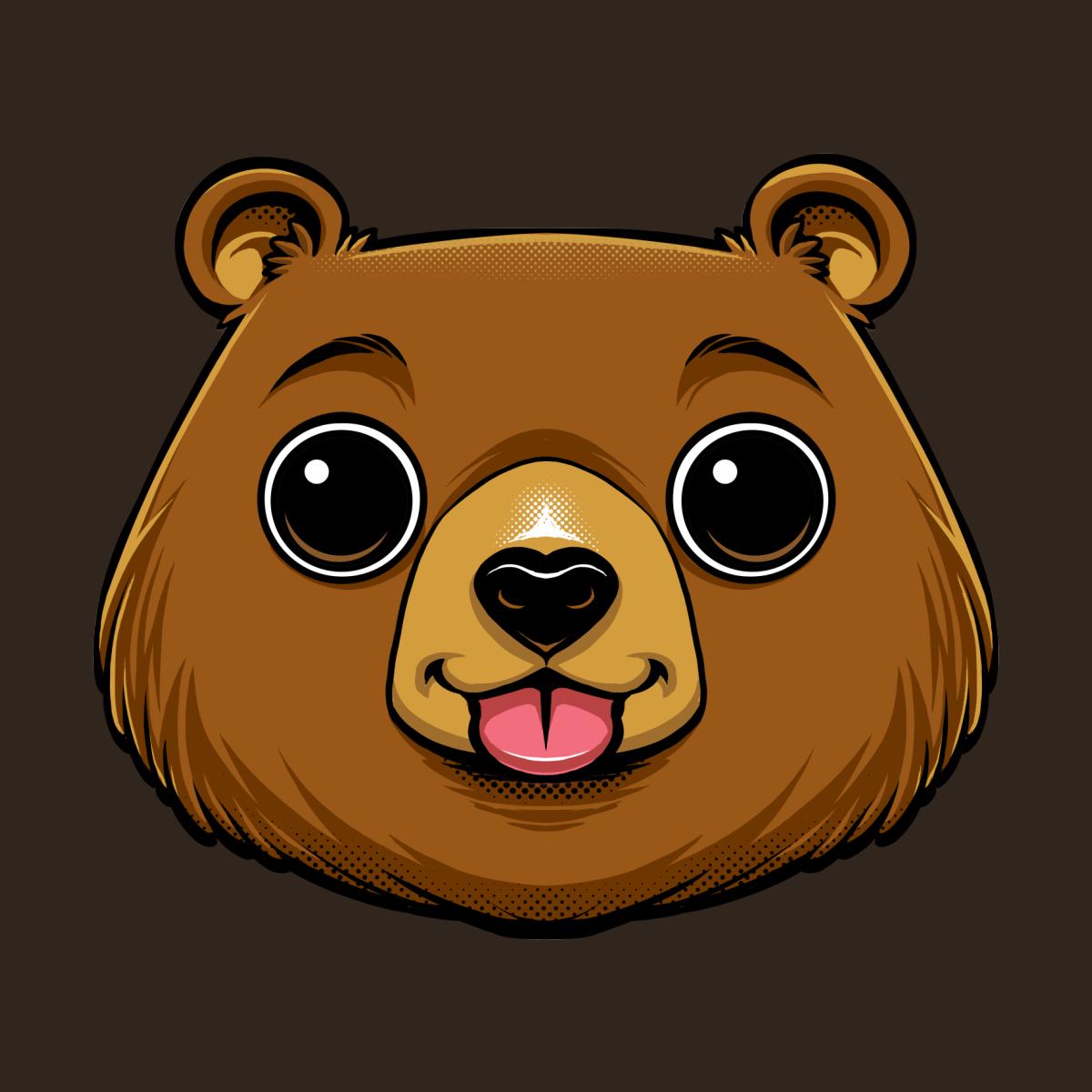 Bear Face Tobe Fonseca S Artist Shop In 2021 Bear Face Bear Drawing Artist