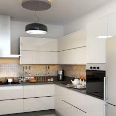 Cozinhas modernas por Burcu