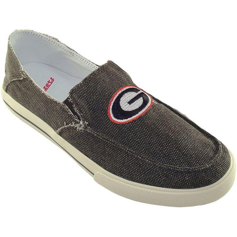 Price Down Men's Kansas Jayhawks Drifter Slip-On Shoes