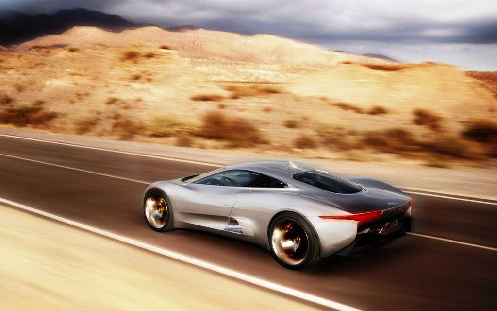 Awesome Free Jaguar Cx75 Concept Video