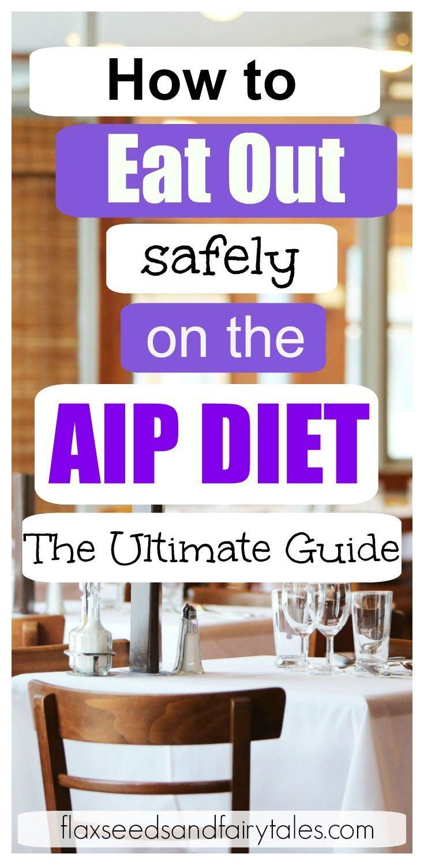 Photo of Essen auf der AIP-Diät