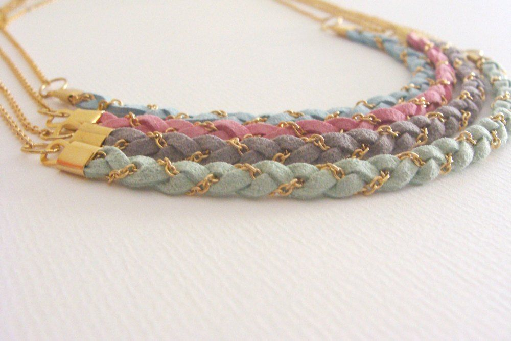 Image of Dakota Colgantes / Necklaces
