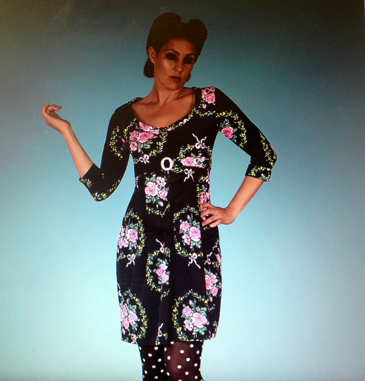 Margot-kjole - kjøpt i 2013 :)