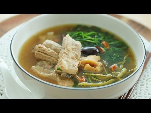 Watercress and pork ribs soup the meatmen your watercress and pork ribs soup the meatmen your local cooking channel forumfinder Choice Image