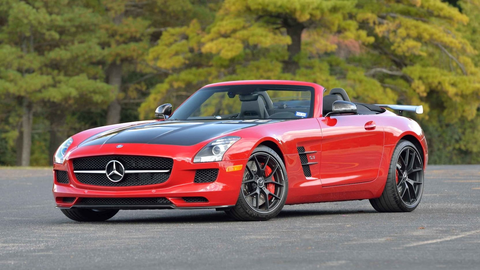 2015 Mercedes Benz Sls Amg Gt Final Edition Presented As Lot S113