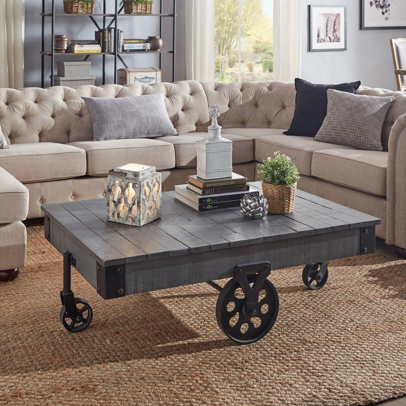 Wood Silas Storage Coffee Table Couchtisch Metall Couchtische Dekorieren Couchtisch Mit Schublade [ 2000 x 2000 Pixel ]