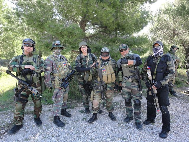 26.03.2017 - Mags And Tags - Αμυγδαλέζα - Pirates Airsoft Team