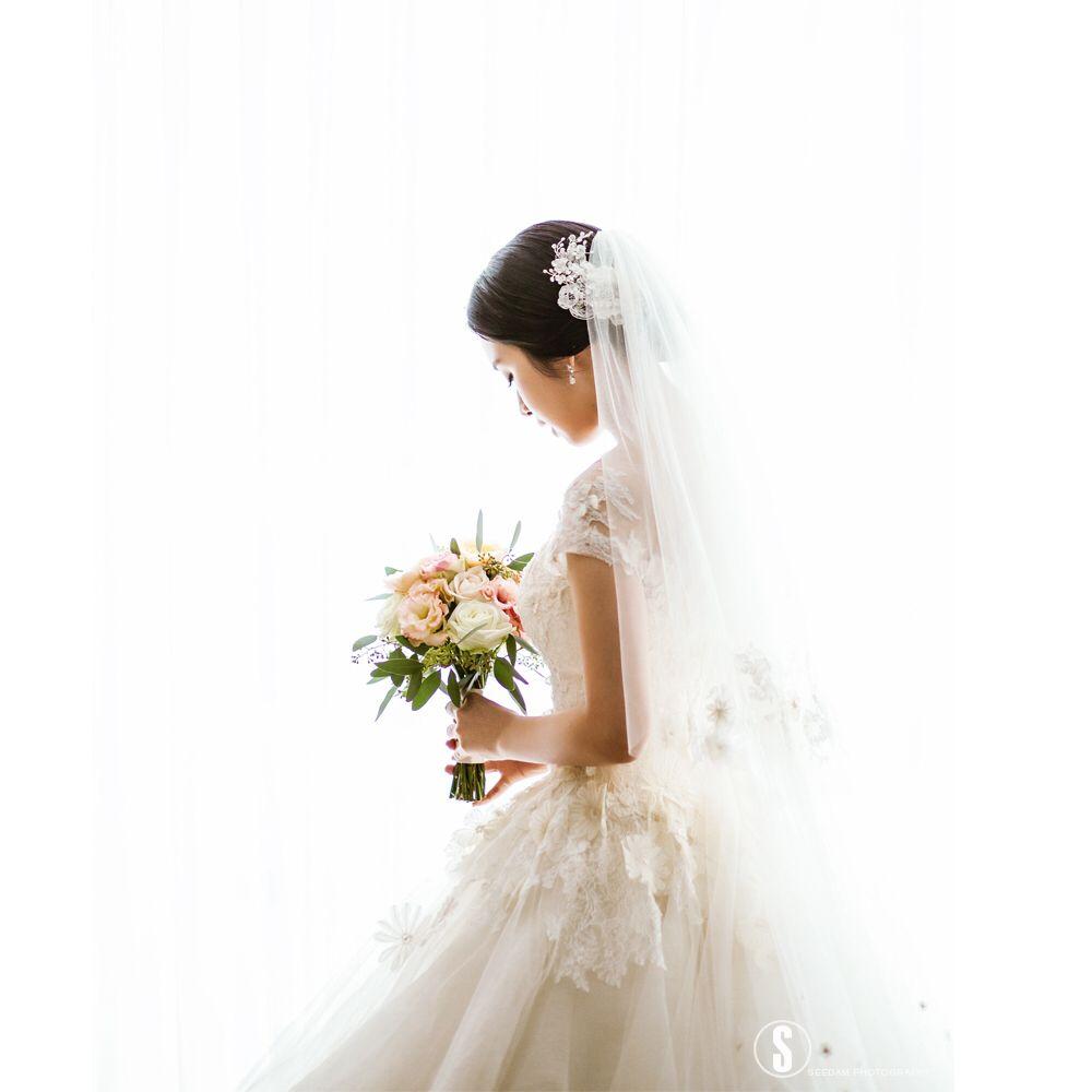 라비두스_신부대기실 Wedding