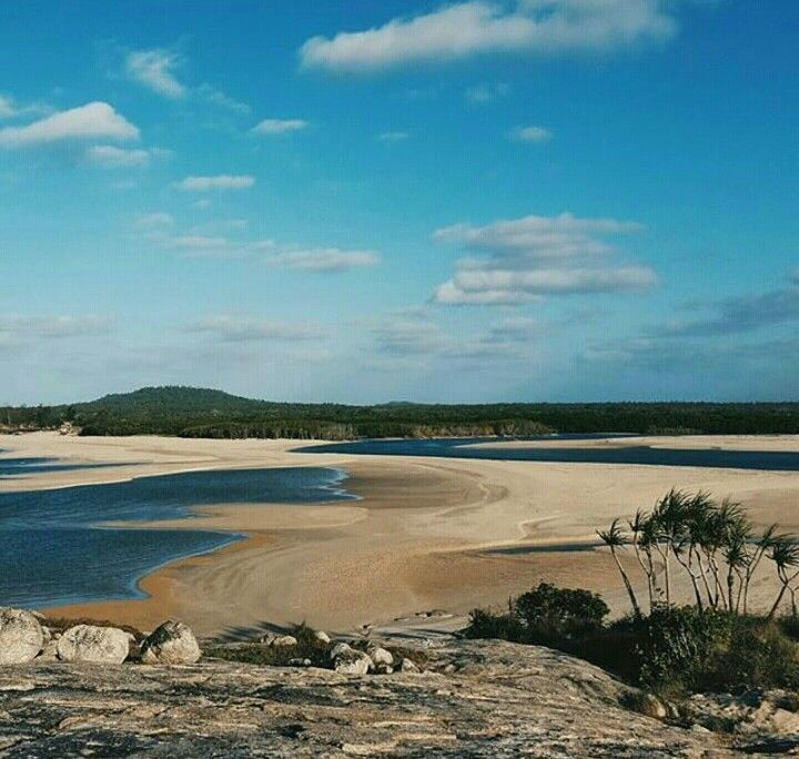 East Woody Beach in Arnhem Land, NT