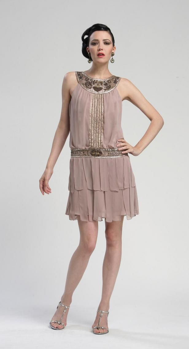 Where to buy flapper style dresses
