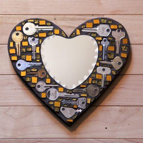 key mosaic