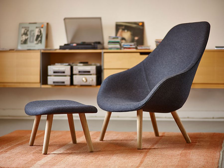 Sessel About A Lounge Chair AAL Von HAY Bei Cairode