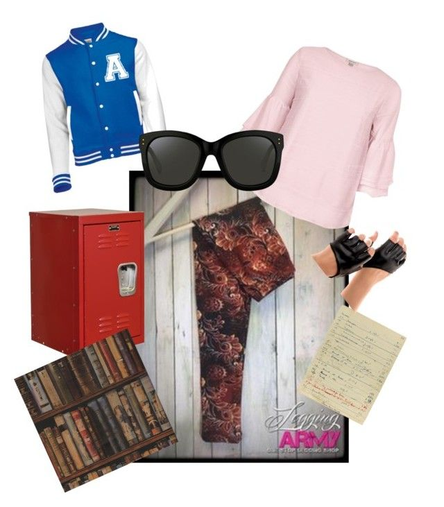 73f60d96171d Legging Army - Name That 80s Movie - Online Facebook Party by saywhut006 on Polyvore  featuring River Island