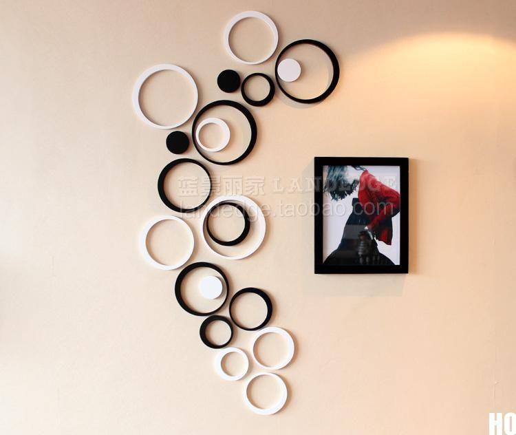 Charmant Circle Art At Home