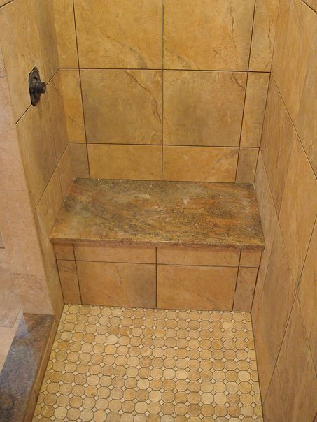 Bathroom Floor Granite