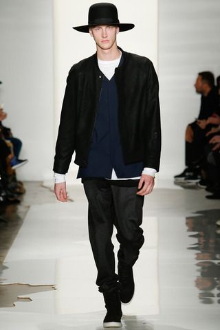 Public School Fall 2014 Menswear Collection Slideshow on Style.com