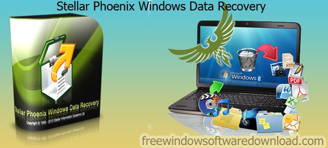 Stellar Phoenix Windows Data Recovery 6 Serial Key With Images