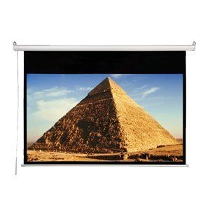 Draper Inc 800003 106 Inch Diagonal Accuscreens Hdtv Electric Wall Ceiling 52 X 92 Inches By Draper Inc Electric Screen Projection Screens Projection Screen