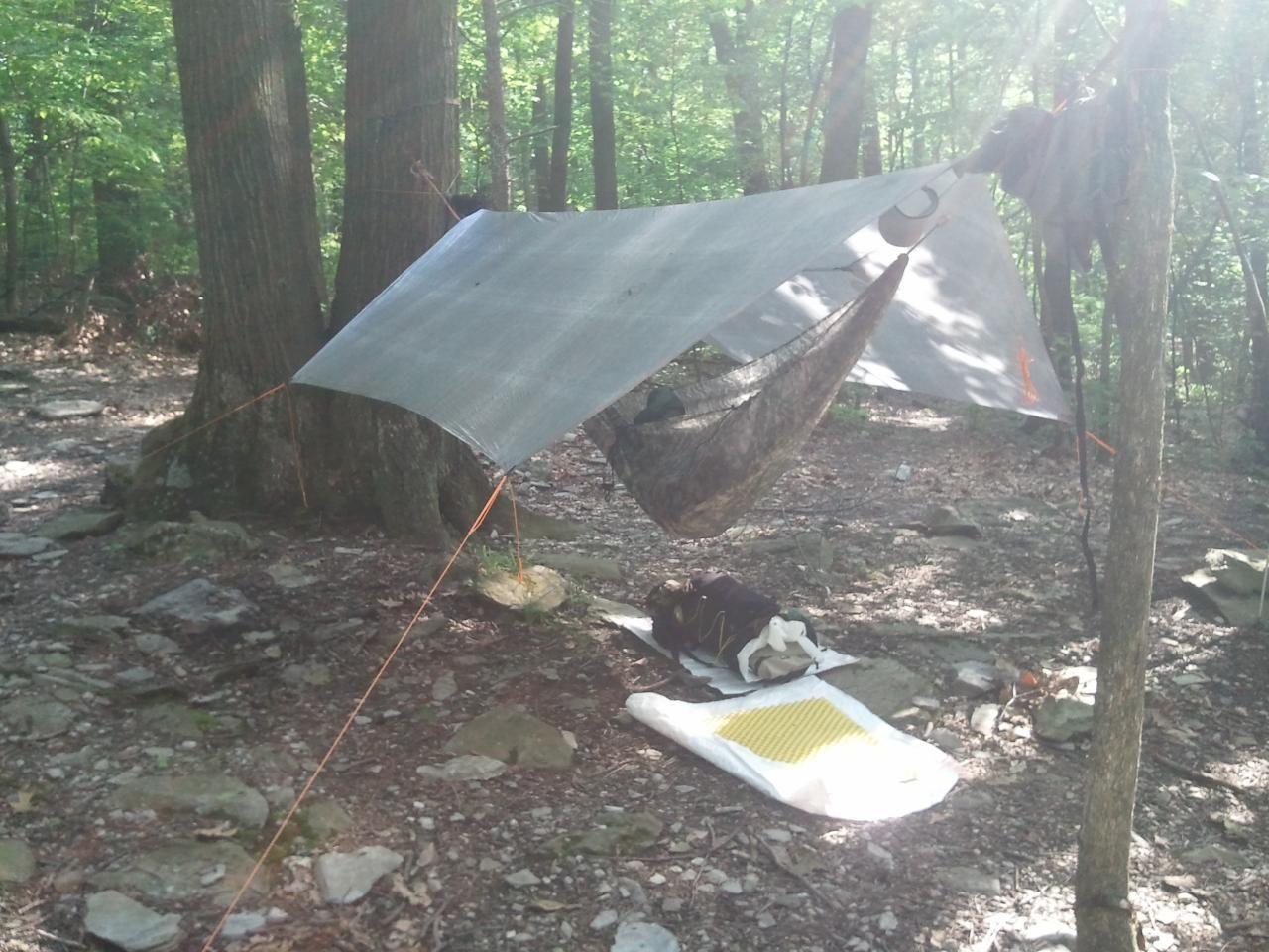 Cuben Fiber Hammock Hex Tarp Hammock Camping Hiking Hammock Camping Outfitters