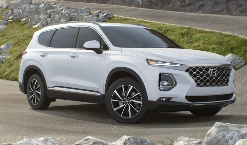 Hyundai Santa Fe Was Introduced As Hyundais First Sport Utility Vehicle In 2000 The All New Santa Fe 2019 Is Ranked Number F In 2020 Hyundai Santa Fe Santa Fe Hyundai