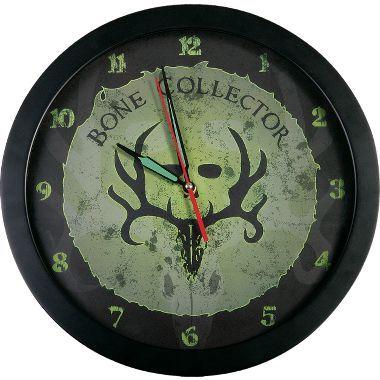 Bone Collector Wall Clock At Cabela S Wall Clock Clock Bath
