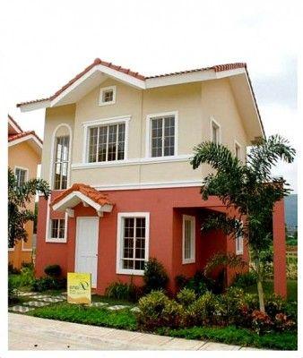 Modelos de casas de dos plantas peque as fachadas de for Modelos de casas de dos plantas
