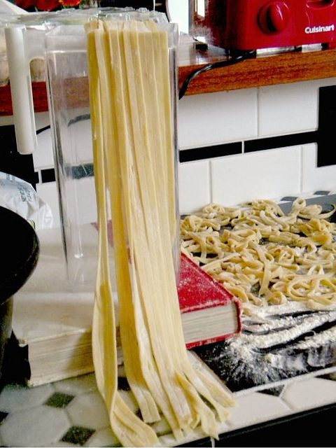 Homemade Italian Pasta Recipe