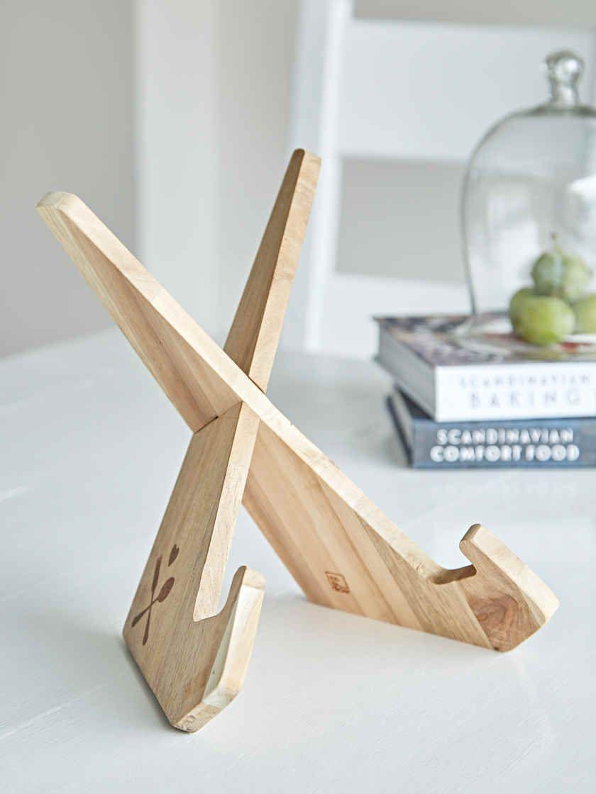 Wooden Cook Book Holder Wooden Cookbook Stand Nordic House Marangoz Kilavuzlari Kucuk Ahsap Projeleri Ahsap Isleme Planlari