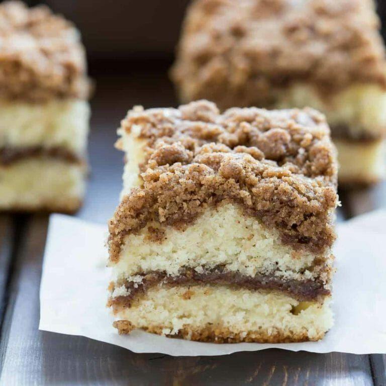 Buttermilk Coffeecake | Cinnamon cake recipes, Coffee cake recipes easy, Coffee cake recipes