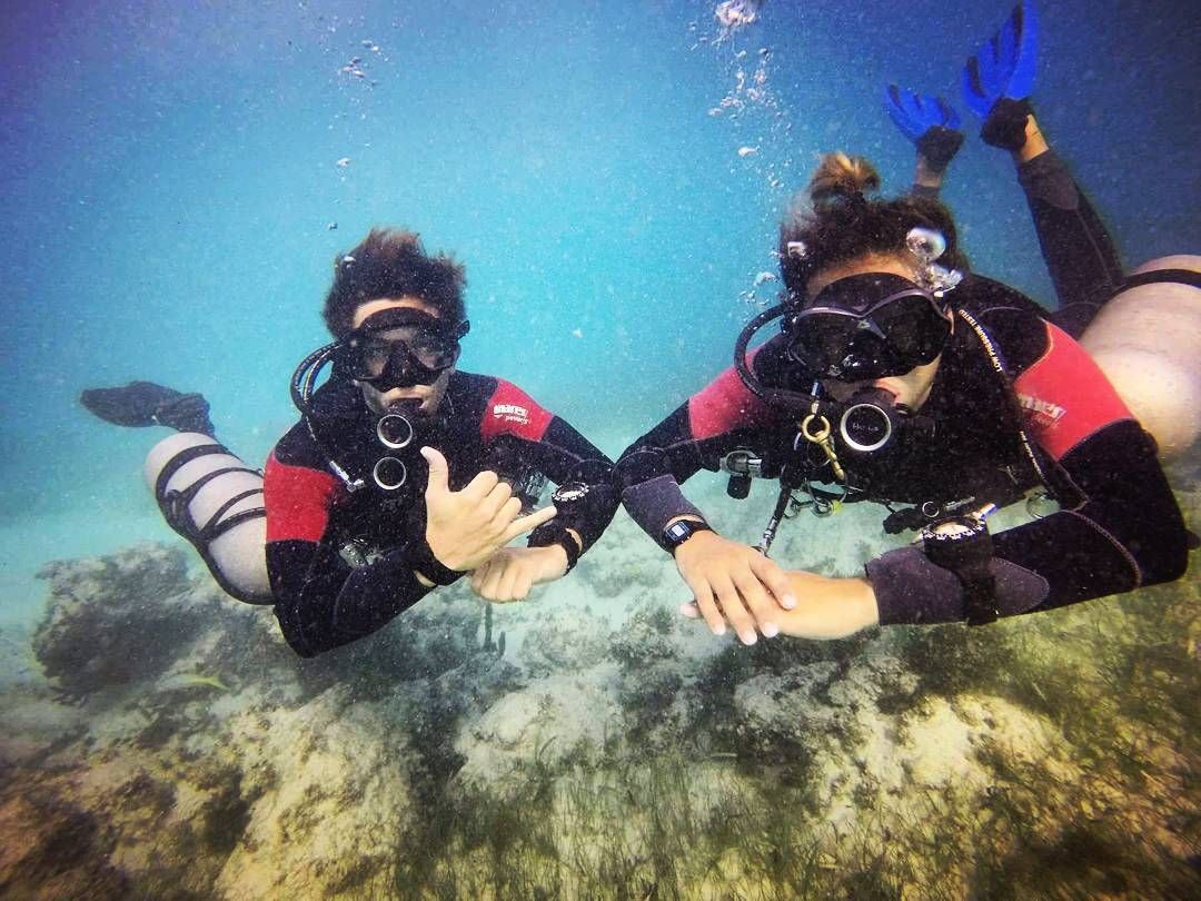 PADI Sidemount specialty certification in Malaysia (With