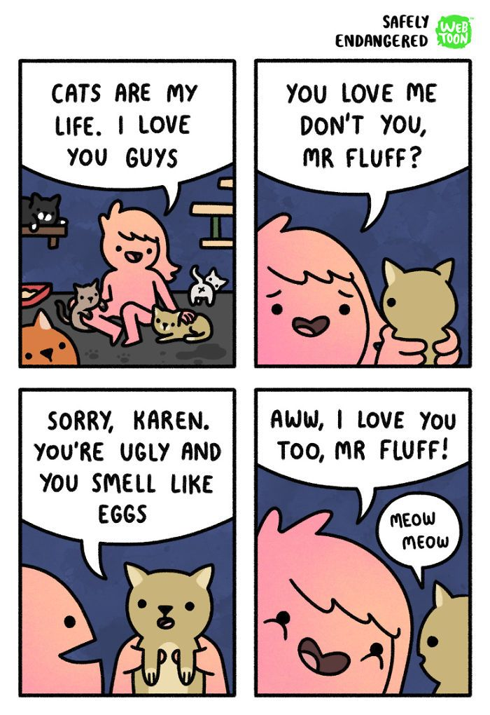 Latest Funny Comics Post not found 10+ Safely Endangered Comics That Will Make You Laugh Out Loud 5
