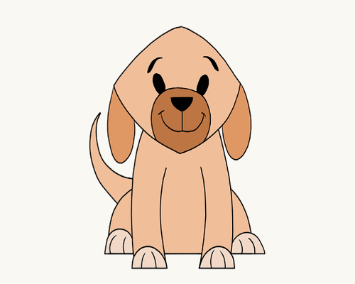 How to draw dogs 50 best dog drawing tutorials dog drawing how to draw dogs 50 best dog drawing tutorials ccuart Image collections
