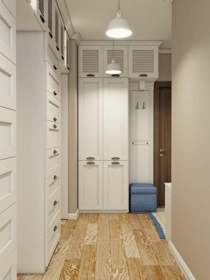 Decorer Un Couloir Plus De 70 Idees En Photos Pour Vous Decorer Un Couloir Meuble Rangement Salon Meuble Entree