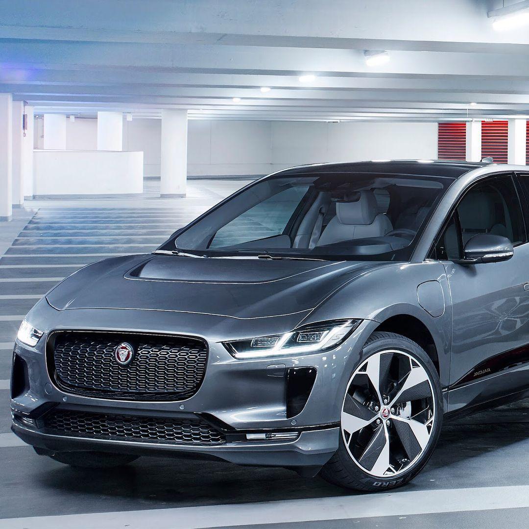 Jaguar I Pace A Luxury Performance Suv Range That Effortlessly