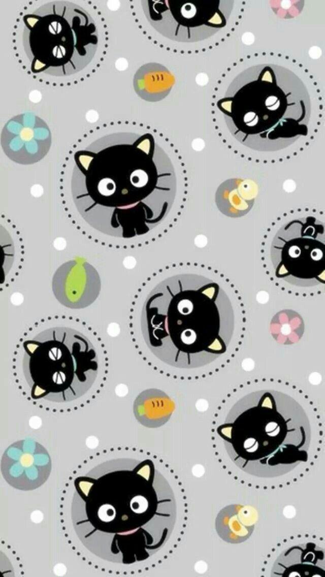 Kitty Wallpaper Iphone Wallpaper Cat Iphone Wallpaper Kitty