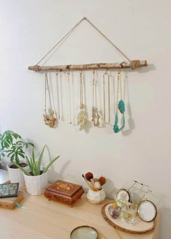 Do It Yourself Einrichtung 60+ Simple & Creative Ideas To Use Wood Branches Into Your