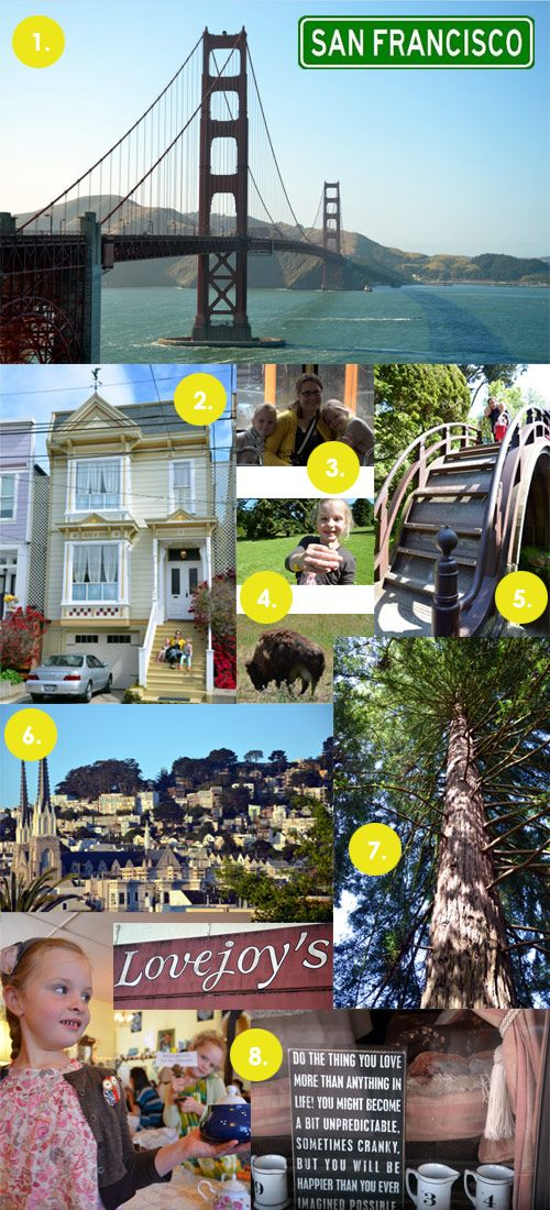 The Best Things To Do In San Francisco With Kids Repinned By Babyglobetrotters