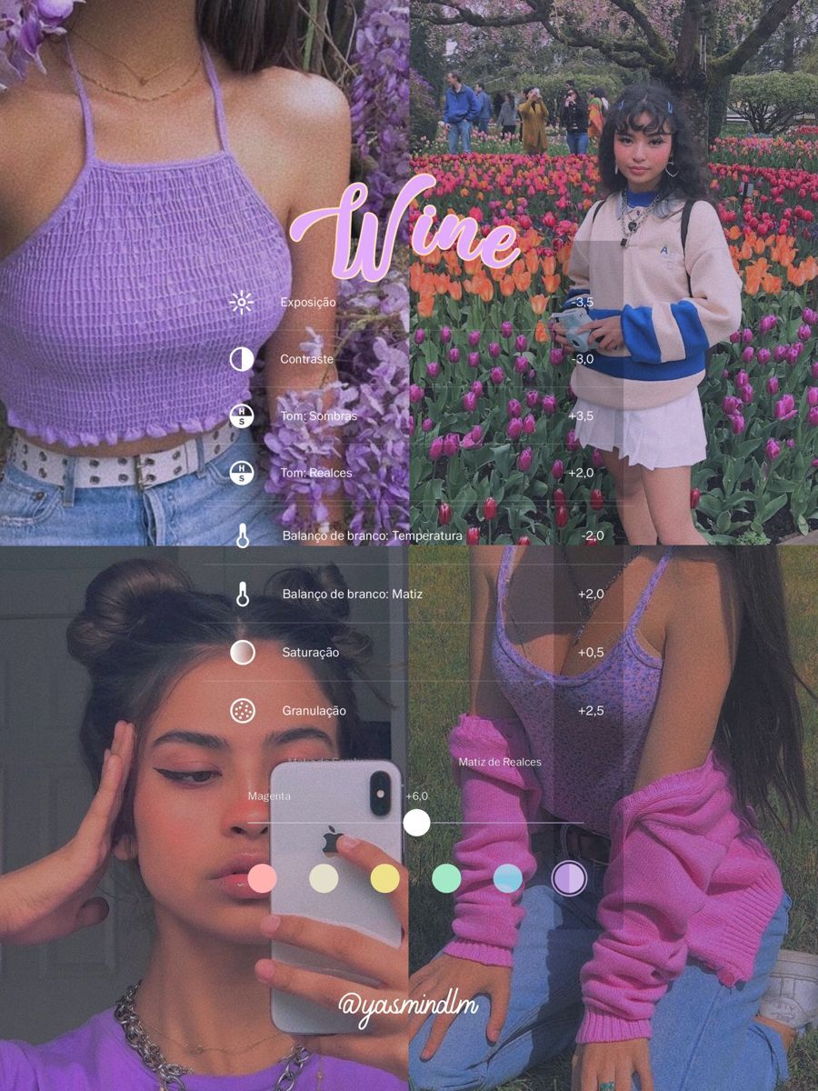 filtros VSCO grátis/ free para fotos aesthetic 💞💜filtros #VSCO #grátis/ #free #para #fotos #aesthetic #💞💜 #vsco